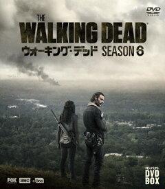 【送料無料】ウォーキング・デッド コンパクト DVD-BOX シーズン6/アンドリュー・リンカーン[DVD]【返品種別A】