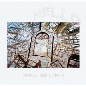 HELLO EP(DVD付)/Official髭男dism[CD+DVD]【返品種別A】