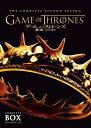 【送料無料】ゲーム・オブ・スローンズ 第二章:王国の激突 DVDセット/ピーター・ディンクレイジ[DVD]【返品種別A】