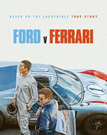 【送料無料】フォードvsフェラーリ 4K UHD/マット・デイモン[Blu-ray]【返品種別A】