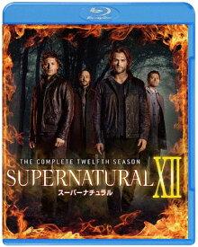 【送料無料】SUPERNATURAL〈トゥエルブ・シーズン〉 コンプリート・セット/ジャレッド・パダレッキ[Blu-ray]【返品種別A】