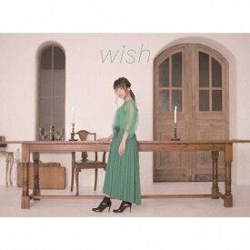 【送料無料】[限定盤]wish(初回限定盤)/藤田麻衣子[CD+DVD]【返品種別A】