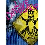 """【送料無料】[先着特典付/初回仕様]B'z LIVE-GYM 2017-2018 """"LIVE DINOSAUR""""【DVD】/B'z[DVD]【返品種別A】"""