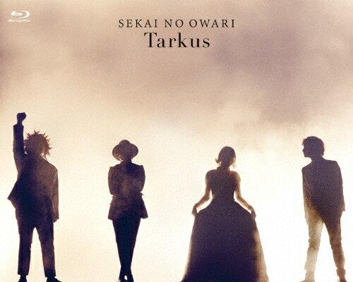 【送料無料】[先着特典付]Live Blu-ray「Tarkus」【Blu-ray】/SEKAI NO OWARI[Blu-ray]【返品種別A】
