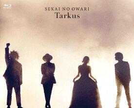 【送料無料】Live Blu-ray「Tarkus」【Blu-ray】/SEKAI NO OWARI[Blu-ray]【返品種別A】