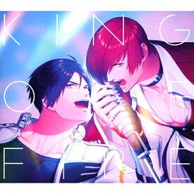 【送料無料】[枚数限定][限定盤]KING OF FIRE(初回限定盤)/THE KING OF FIGHTERS for GIRLS[CD]【返品種別A】