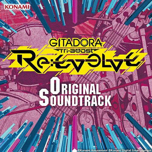 【送料無料】GITADORA Tri-Boost Re:EVOLVE Original Soundtrack/ゲーム・ミュージック[CD+DVD]【返品種別A】