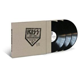 【送料無料】OFF THE SOUNDBOARD: TOKYO 2001 [3LP] 【輸入盤】【アナログ盤】▼/KISS[ETC]【返品種別A】