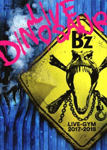 """【送料無料】[先着特典付/初回仕様]B'z LIVE-GYM 2017-2018 """"LIVE DINOSAUR""""【Blu‐ray】/B'z[Blu-ray]【返品種別A】"""