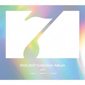 【送料無料】アイドリッシュセブン Collection Album vol.1/Re:vale,TRIGGER,IDOLiSH7[CD]【返品種別A】