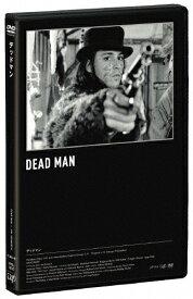 デッドマン/ジョニー・デップ[DVD]【返品種別A】