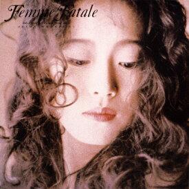 【送料無料】[枚数限定][限定]Femme Fatale【初回生産限定/LP・アナログ盤】/中森明菜[ETC]【返品種別A】
