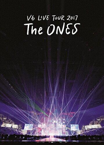 【送料無料】[先着特典付/初回仕様]LIVE TOUR 2017 The ONES(DVD通常盤)/V6[DVD]【返品種別A】