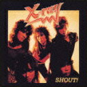 SHOUT!/X-RAY[CD]【返品種別A】