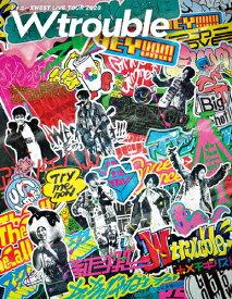 【送料無料】[枚数限定][限定版]ジャニーズWEST LIVE TOUR 2020 W trouble(初回生産限定盤)【Blu-ray】/ジャニーズWEST[Blu-ray]【返品種別A】