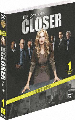 クローザー〈ファースト〉セット1/キーラ・セジウィック[DVD]【返品種別A】