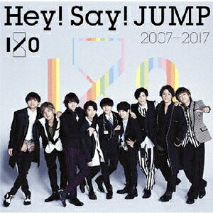 Hey!Say!JUMP 2007-2017 I/O(通常盤)/Hey!Say!JUMP[CD]【返品種別A】