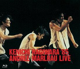 【送料無料】[枚数限定]萩原健一'85 ANDREE MARLRAU LIVE/萩原健一[Blu-ray]【返品種別A】