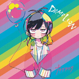 【送料無料】[枚数限定][限定盤]DAMELEON(初回生産限定盤)/ナナヲアカリ[CD+Blu-ray]【返品種別A】