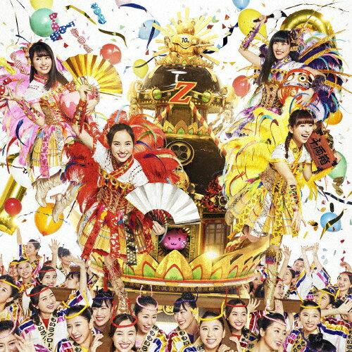 【送料無料】MOMOIRO CLOVER Z BEST ALBUM 「桃も十、番茶も出花」(通常盤)/ももいろクローバーZ[CD]【返品種別A】