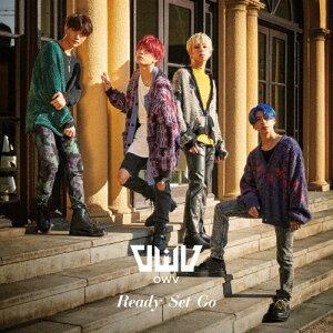 [枚数限定][限定盤]Ready Set Go(初回盤)/OWV[CD+DVD]【返品種別A】