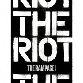 【送料無料】THE RIOT【CD+2BD】/THE RAMPAGE from EXILE TRIBE[CD+Blu-ray]【返品種別A】