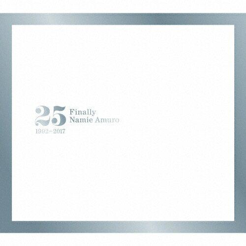 【送料無料】Finally(CD3枚組+DVD)/安室奈美恵[CD+DVD]【返品種別A】