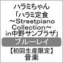 【送料無料】[限定版][先着特典付]ハラミ定食〜Streetpiano Collection〜in 中野サンプラザ(初回生産限定)【BD】/ハラ…