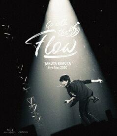 【送料無料】[先着特典付]TAKUYA KIMURA Live Tour 2020 Go with the Flow【Blu-ray/通常盤】[初回仕様]/木村拓哉[Blu-ray]【返品種別A】