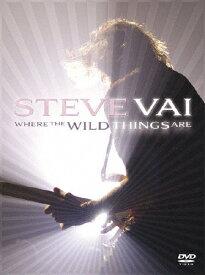 【送料無料】ワイルド・シング/スティーヴ・ヴァイ[DVD]【返品種別A】