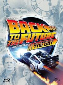 【送料無料】バック・トゥ・ザ・フューチャー トリロジー 30thアニバーサリー・デラックス・エディション ブルーレイBOX/マイケル・J・フォックス[Blu-ray]【返品種別A】