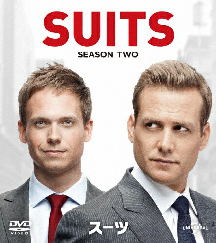 【送料無料】SUITS/スーツ シーズン2 バリューパック/ガブリエル・マクト[DVD]【返品種別A】
