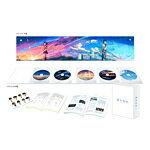 【送料無料】[限定版]「君の名は。」 Blu-ray コレクターズ・エディション【4K ULTRA HD Blu-ray同梱 BD5枚組】(初回生産限定)◆/アニメーション[Blu-ray]【返品種別A】