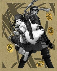 ゴールデンカムイ第一巻<初回限定版> アニメーション GNXA-2121