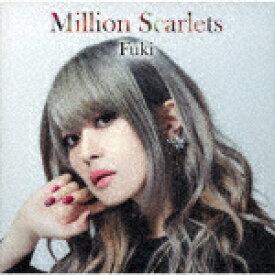 【送料無料】Million Scarlets【豪華盤】/Fuki[CD+DVD]【返品種別A】