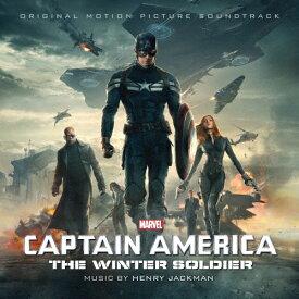 キャプテン・アメリカ/ウィンター・ソルジャー -オリジナル・サウンドトラック/ヘンリー・ジャックマン[CD]【返品種別A】