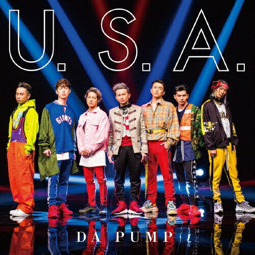 [枚数限定][限定盤]U.S.A.(初回生産限定盤A)/DA PUMP[CD+DVD]【返品種別A】