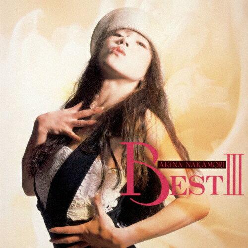 【送料無料】[枚数限定][限定]BEST III【初回生産限定/LP・アナログ盤】/中森明菜[ETC]【返品種別A】