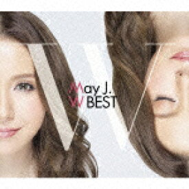 【送料無料】May J. W BEST -Original & Covers-(Blu-ray2枚組付)/May J.[CD+Blu-ray]【返品種別A】