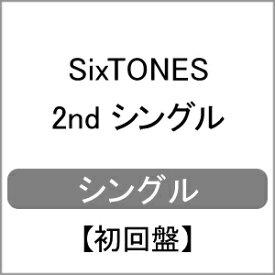 [限定盤][先着特典付]SixTONES 2nd シングル 「タイトル未定」(初回盤)/SixTONES[CD+DVD]【返品種別A】