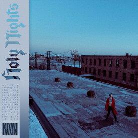 【送料無料】[枚数限定][限定盤]Holy Nights(初回限定盤A)/MIYAVI[CD+DVD]【返品種別A】