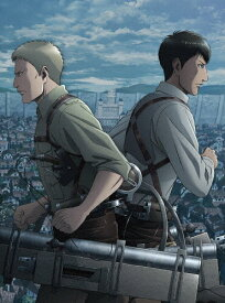 【送料無料】TVアニメ「進撃の巨人」Season3 Vol.5/アニメーション[Blu-ray]【返品種別A】