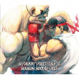 【送料無料】ストリートファイターIVシリーズ サウンドBOX/ゲーム・ミュージック[CD]【返品種別A】
