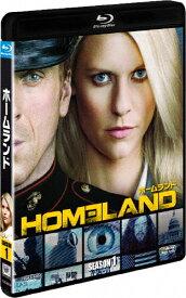【送料無料】HOMELAND/ホームランド シーズン1<SEASONSブルーレイ・ボックス>/クレア・デインズ[Blu-ray]【返品種別A】
