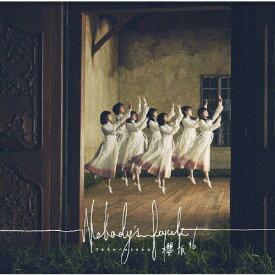 Nobody's fault【TYPE-C】/櫻坂46[CD+Blu-ray]【返品種別A】