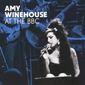 【送料無料】アット・ザ・BBC〜スタンダード・エディション/エイミー・ワインハウス[SHM-CD+DVD]【返品種別A】