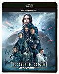 【送料無料】[限定版]ローグ・ワン/スター・ウォーズ・ストーリー MovieNEX【初回限定版】[2Blu-ray&DVD]/フェリシティ・ジョーンズ[Blu-ray]【返品種別A】