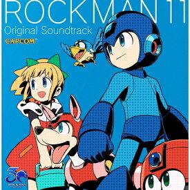 【送料無料】ロックマン11 運命の歯車!! オリジナルサウンドトラック/ゲーム・ミュージック[CD]【返品種別A】