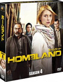 【送料無料】HOMELAND/ホームランド シーズン4<SEASONSコンパクト・ボックス>/クレア・デインズ[DVD]【返品種別A】