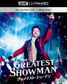 【送料無料】グレイテスト・ショーマン【4K ULTRA HD+2Dブルーレイ/2枚組】/ヒュー・ジャックマン[Blu-ray]【返品種別A】